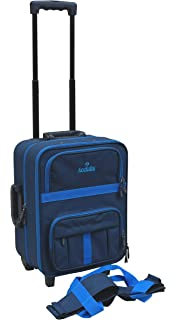 Drakes Pride Fold Flat Trolley with Stevens Bowl Bag
