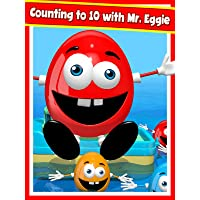 Counting to 10 with Mr. Eggie