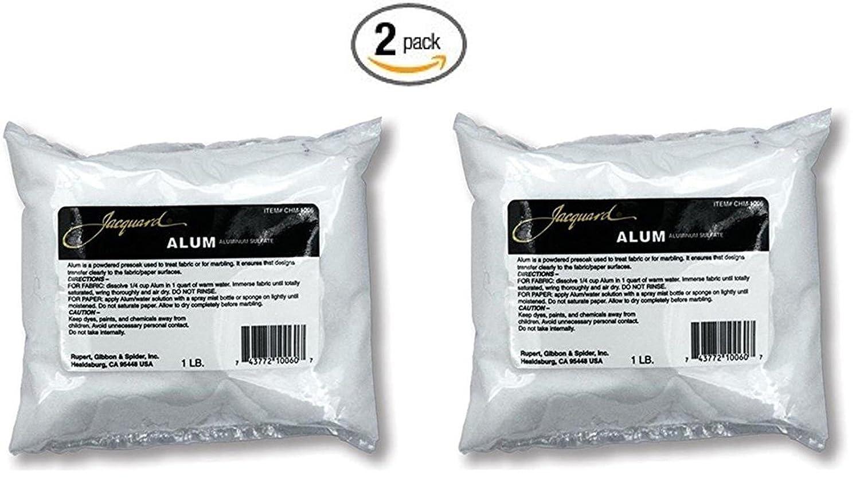Jacquard Products Bulk Buy (2-Pack) Alum 1lb CHM1006