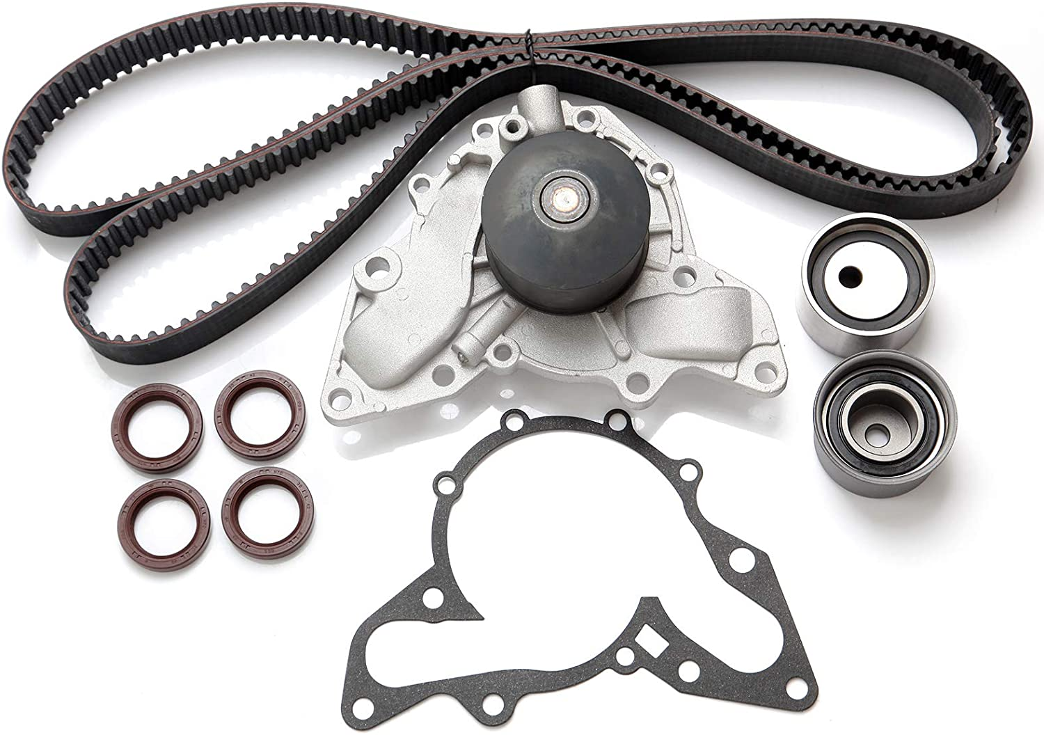 Replacement Parts cciyu Timing Belt Water Pump with Gasket ...