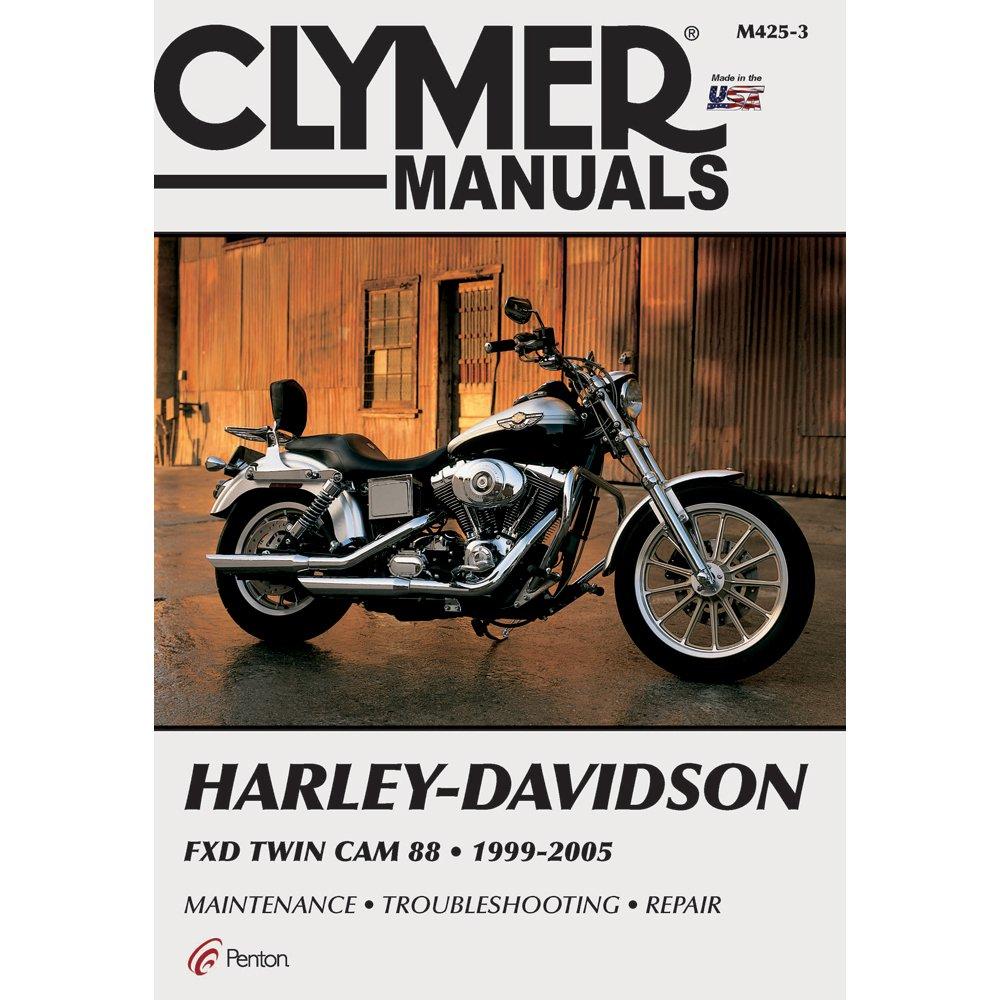 Clymer Harley-Davidson FXD Twin Cam 88 (1999-2005) (53148)