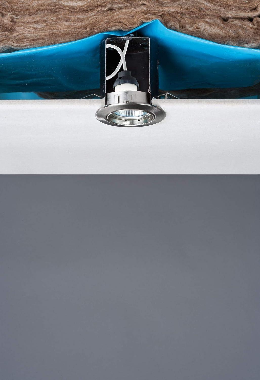 35W GU10 Paulmann 236 Couvercle encastr/és pour Premium encastr/és 51mm 230V,