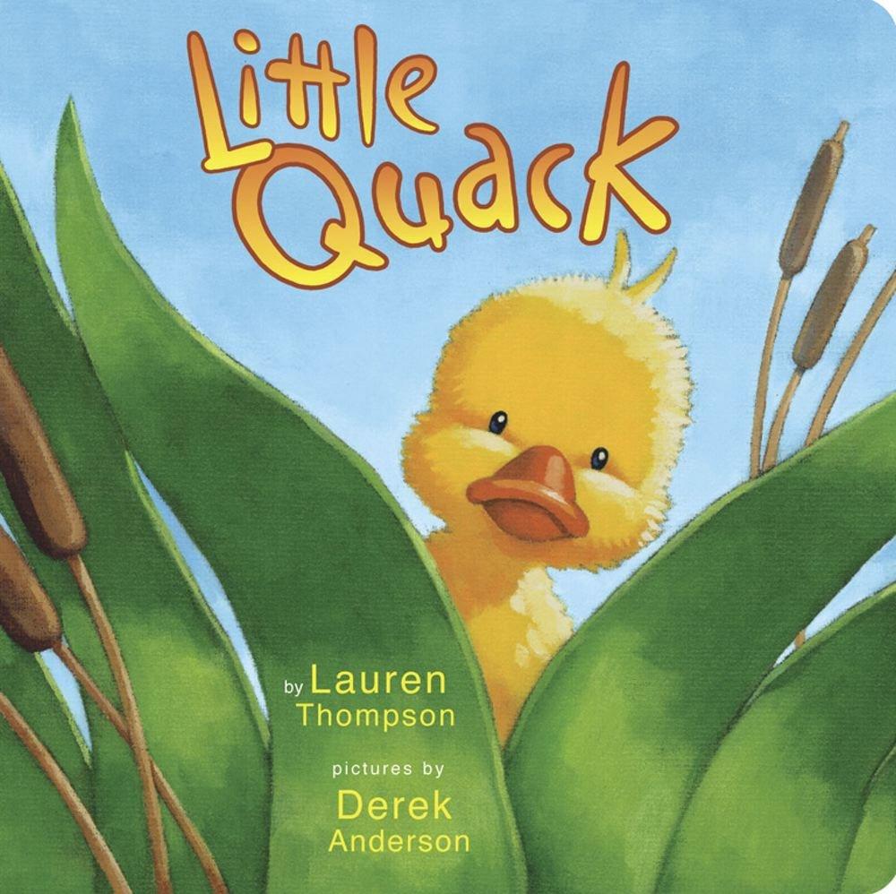 Download Little Quack pdf epub