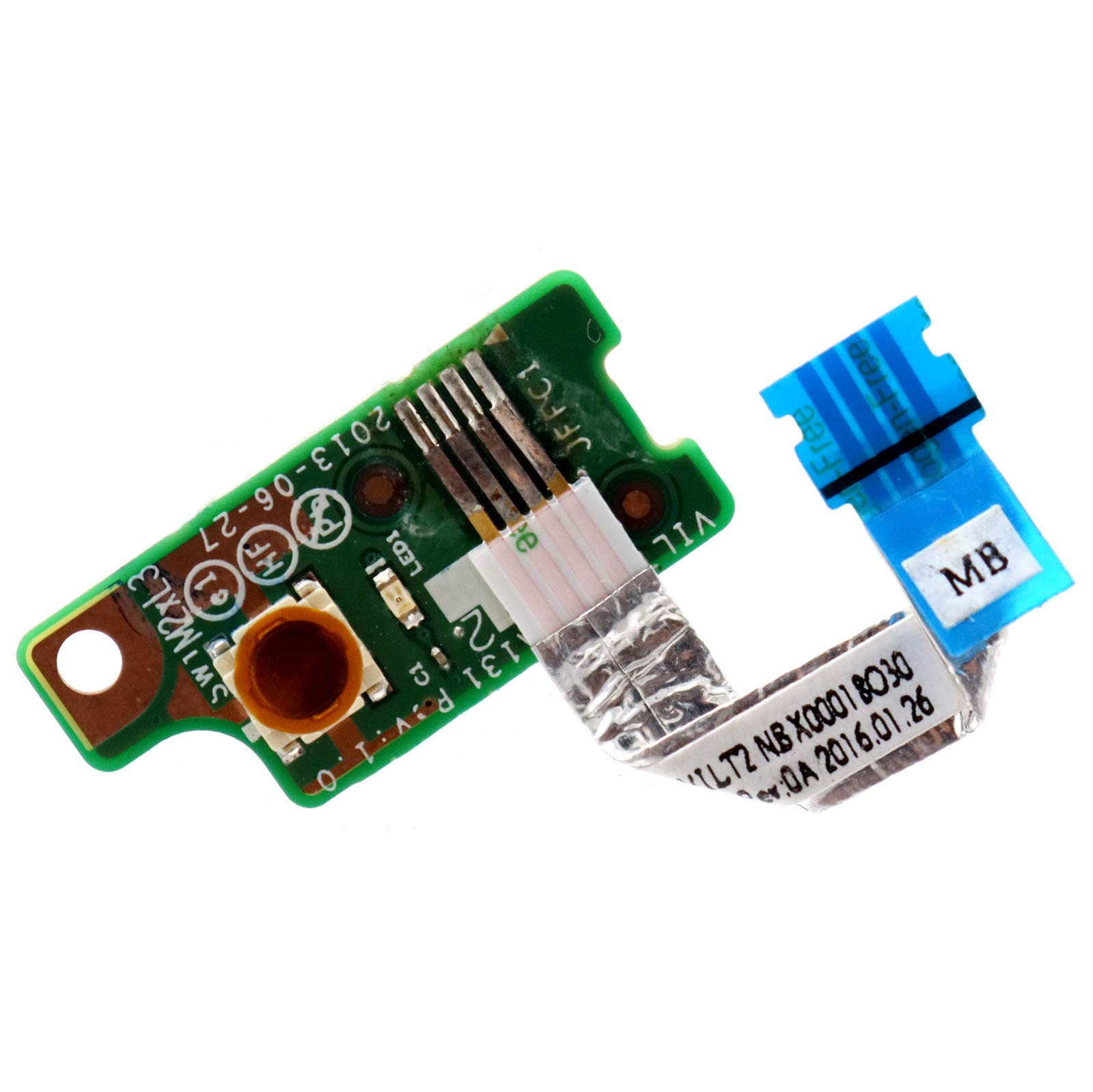 Boton encendido para Lenovo Thinkpad T440P NBX00018O20 04x53