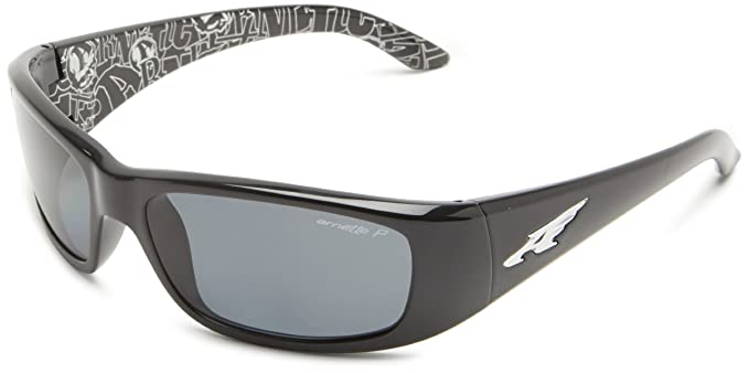 Arnette Quick Draw AN4178 Wrap Polarized Sunglasses