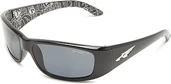 Arnette QUICK DRAW AN 4178 BLACK/GREY POLARIZED men Sunglasses