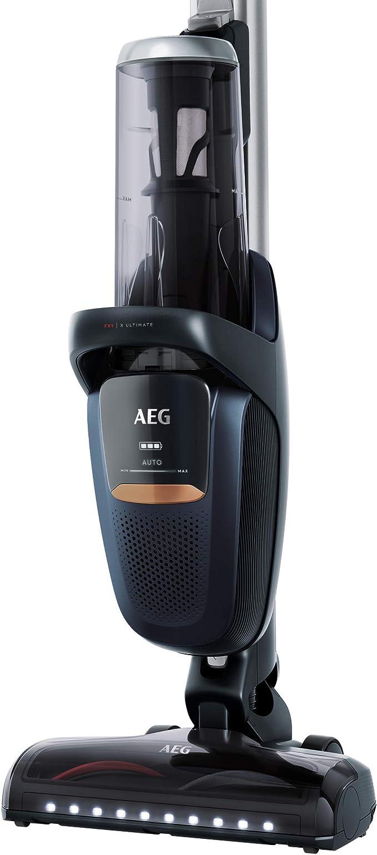 AEG ASDFX9 Depósito de Repuesto para Todas Las aspiradoras FX9, plástico, Transparente: Amazon.es: Hogar
