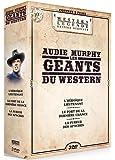 Audie Murphy n° 2 : Les géants du Western - Coffret 3 films : L'Héroïque lieutenant + Le Fort de la dernière chance + La Fureur des Apaches