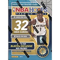 $78 » 2019/20 Panini Hoops Premium Stock NBA Basketball BLASTER box (32 cards/bx)