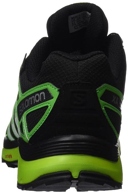 Salomon Xa Lite Gtx Trail Running Shoes Blackclassic