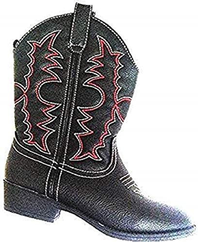 ae72ad941 Image Unavailable. Image not available for. Color: Healthtex Cowboy Boots  Toddler Boys Girls ...