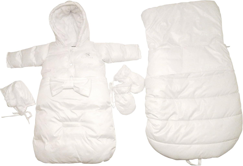 BEBEBON Baby Winter Bunting Set Snowsuit /& Stroller Sack Unisex Newborn