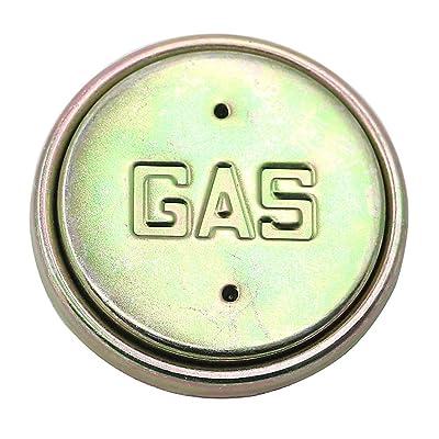 Motoparty Fuel Tank Cap Petrol Cap 17620-102-730 For Honda P50 QA50 CT90 CT110 ATC70 ATC90 Trail 90 110 Gas Tank Cap: Automotive