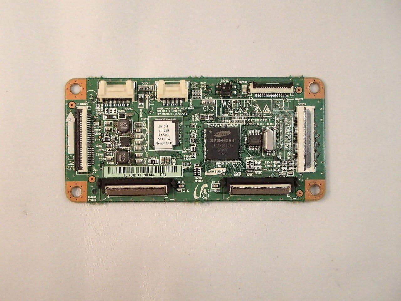 Samsung 51 PN51D430A LJ92-01750D T-Con LCD Logic Control Board Unit