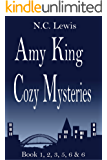 Amy King Cozy Mysteries: An absolutely gripping cozy mystery full of twists, humor and coffee set in Austin, Texas. (An Amy King Cozy Mystery)