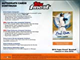 2019 Topps Finest Baseball Hobby 8 Box CASE