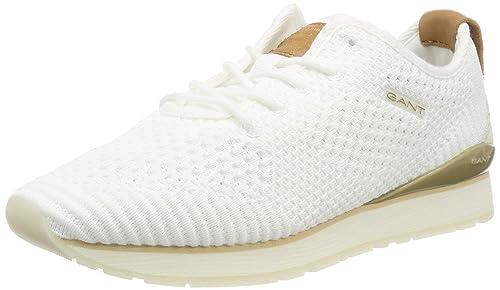 bester Verkauf billig werden billigsten Verkauf GANT Damen Linda Sneaker: Amazon.de: Schuhe & Handtaschen