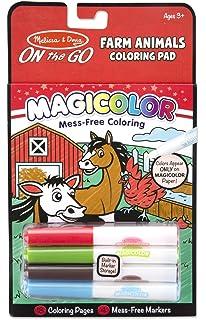 Amazon.com: Melissa & Doug On the Go Magicolor Coloring Pad ...