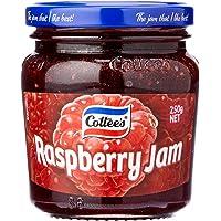 Cottee's Raspberry Jam, 250 Grams