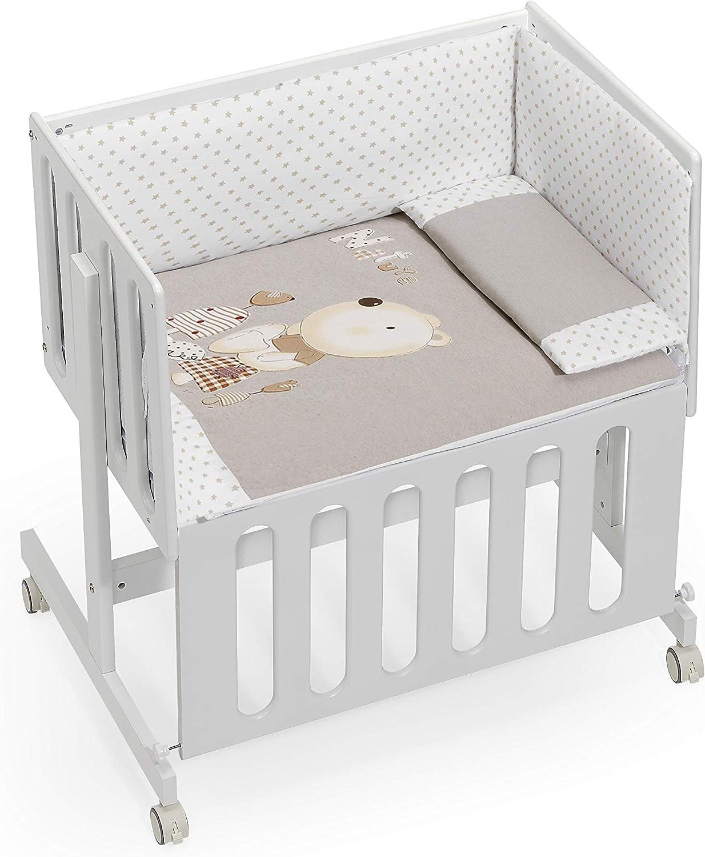 minicuna colecho para recién nacidos