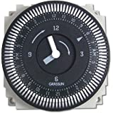 Grasslin Timer by Intermatic FM/1 STUZ-L 24-Hour Timer 01.76.0019.1