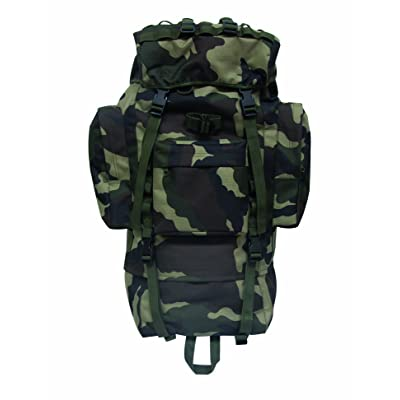 Fuzyon Outdoor Sac à dos Camouflage