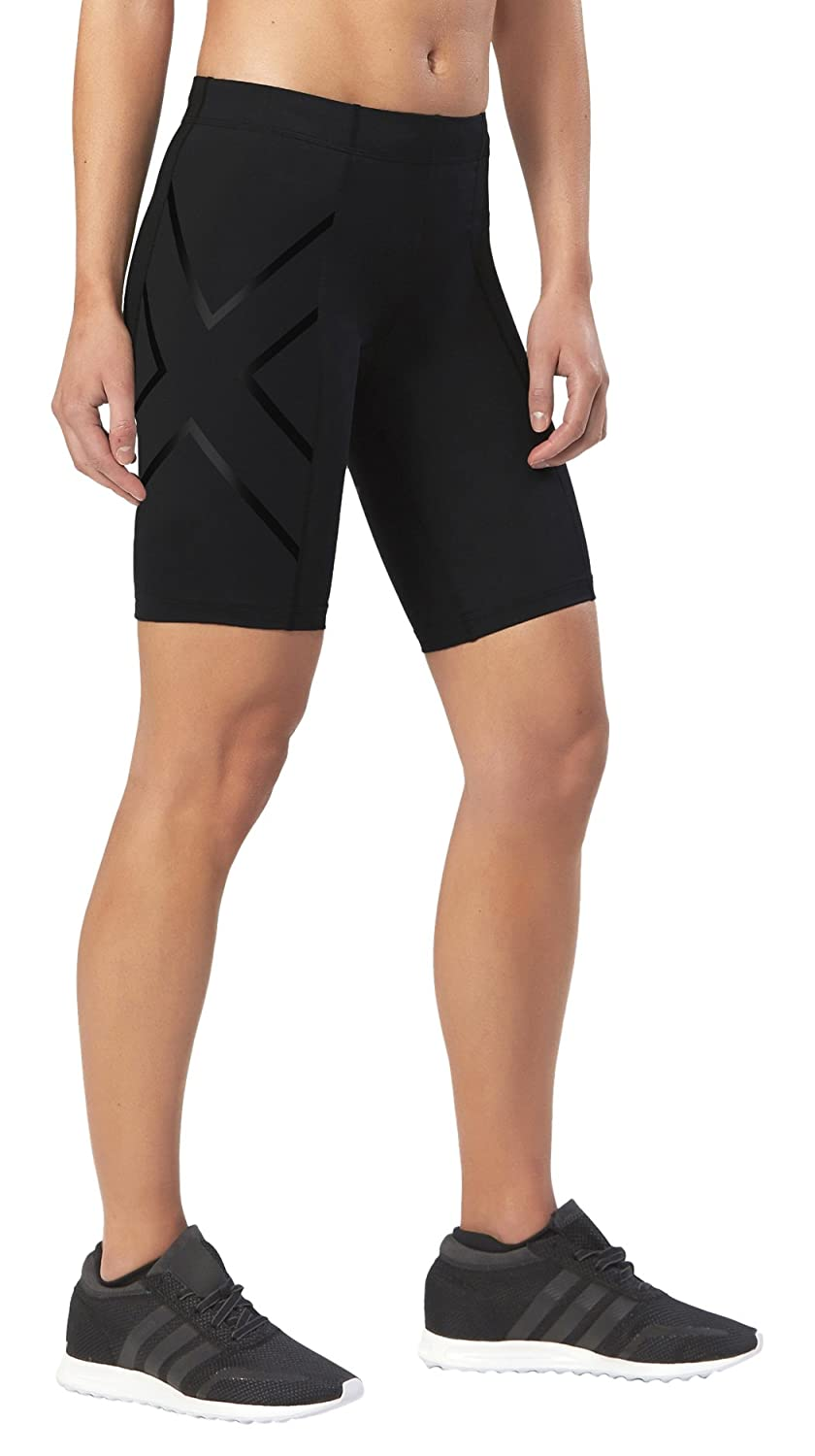 2XU Women's Core Compression Shorts 2XU Pty Ltd WA4176b-P