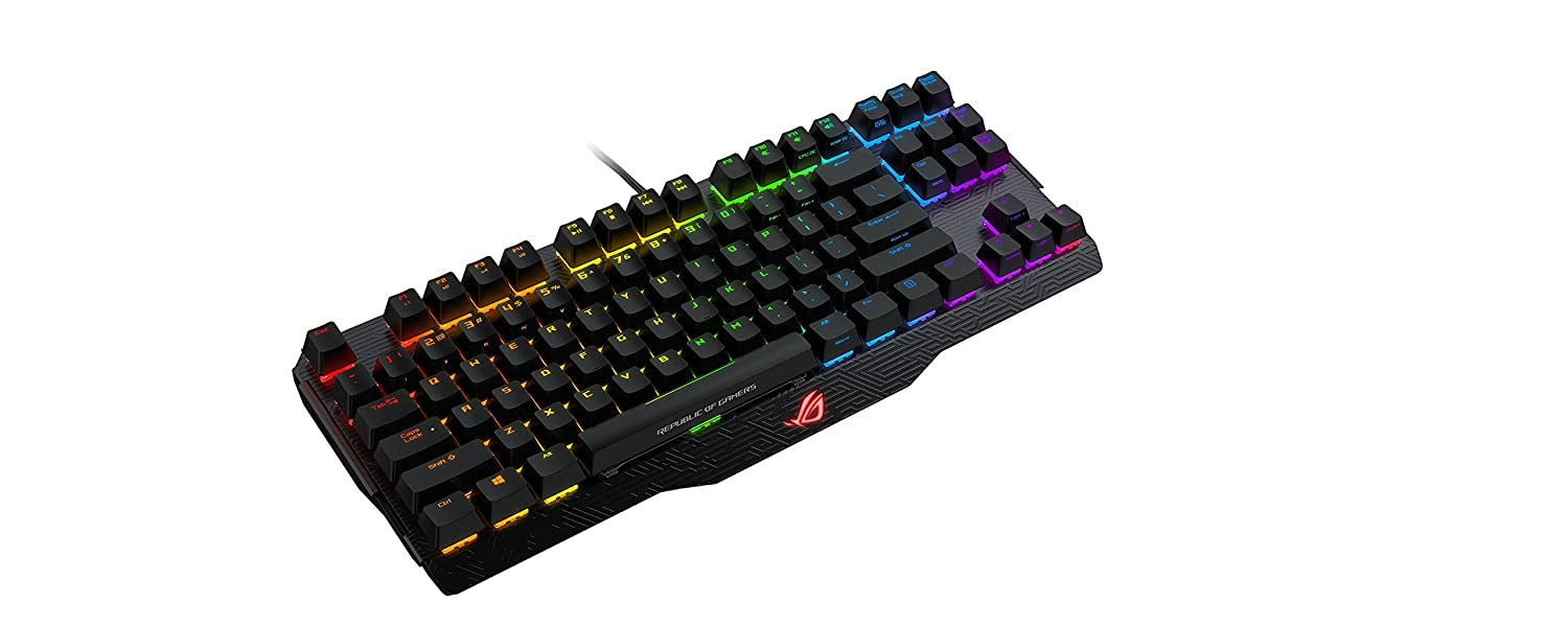 ASUS ROG Claymore – The Modular Keyboard to Have