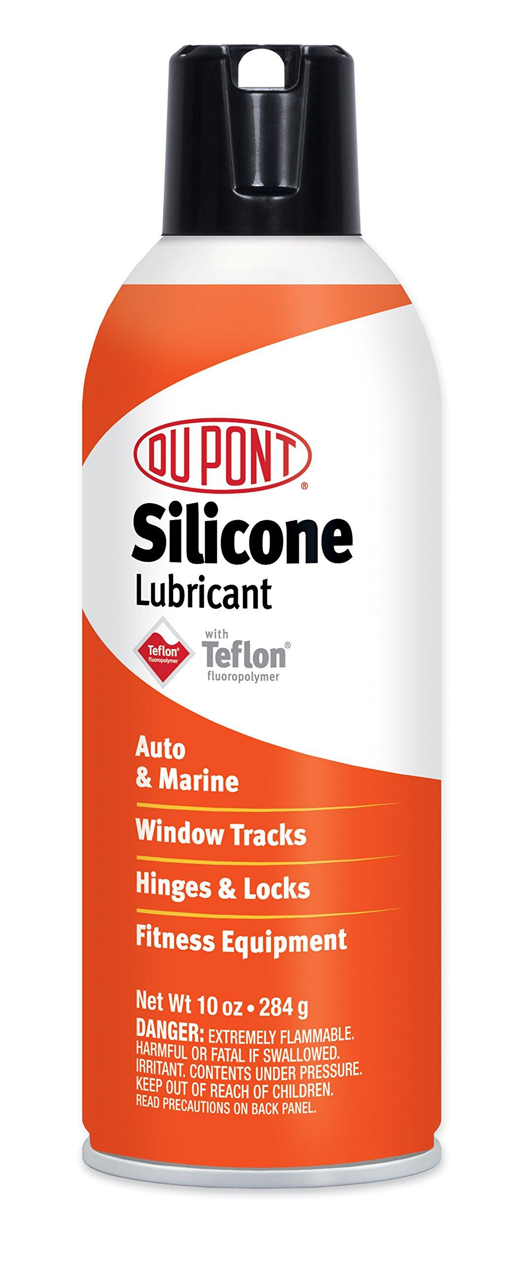 DuPont Teflon Silicone Lubricant Aerosol Spray, 14 oz