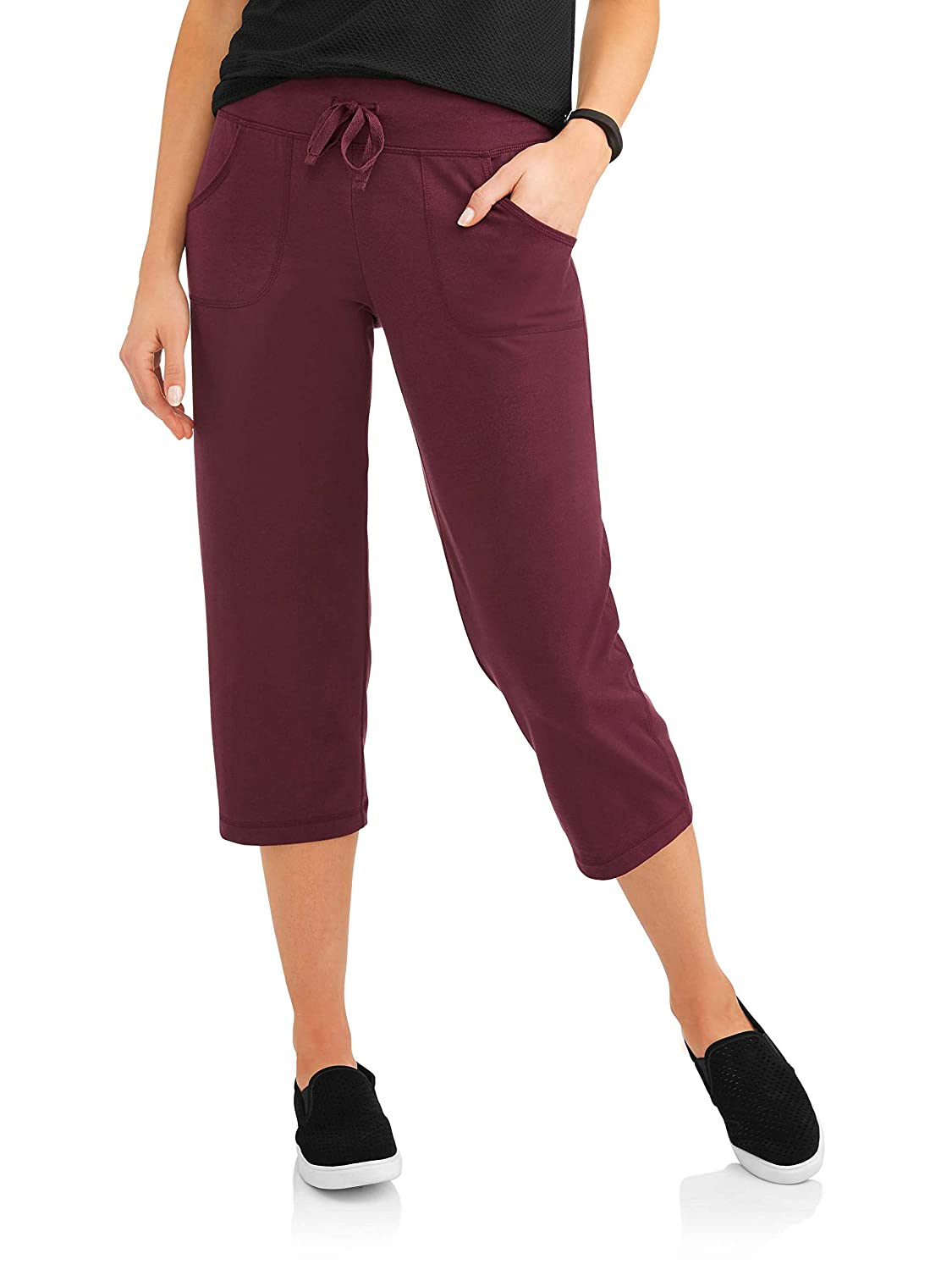 Athletic Works Women's Active Knit Capri