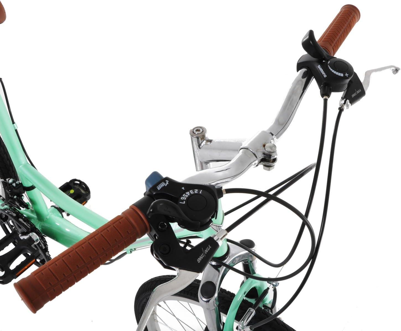 Vilano C1 Comodidad de la Mujer Shimano Bicicleta de Carretera, 40 ...