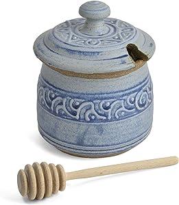 The Potters, LTD Honey Pot, Vintage Denim