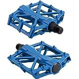 MultiWare Mountain MTB BMX Bike Bicycle Bearing Alloy Flat-Platform Pedals 9/16 inch