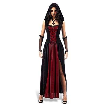 Déguisement Xs Femme Robe Halloween Vampire Gothique FKJl1Tc3