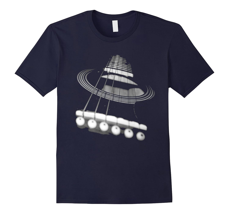 acoustic guitar shirt cool musician tee guitar player tee cl colamaga. Black Bedroom Furniture Sets. Home Design Ideas