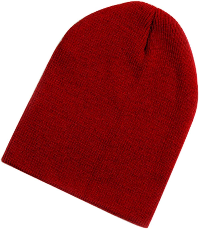 MingDe Sports Baby Beanie Hat Boy Girls Soft Hat Children Winter Warm Kids Knitted Cap