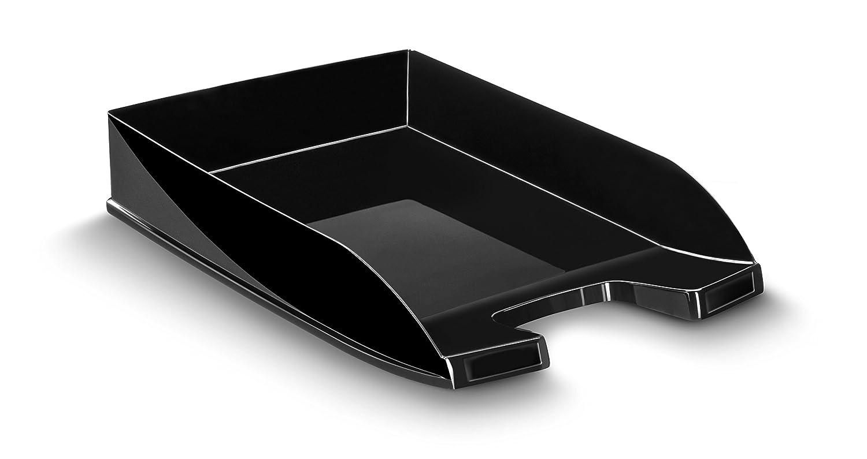 Carrefour 3613866427828 De plástico Negro - Bandeja de escritorio (De plástico, Negro, A4, 1 cajón(es), 500 hojas, 1 pieza(s)): Amazon.es: Oficina y ...