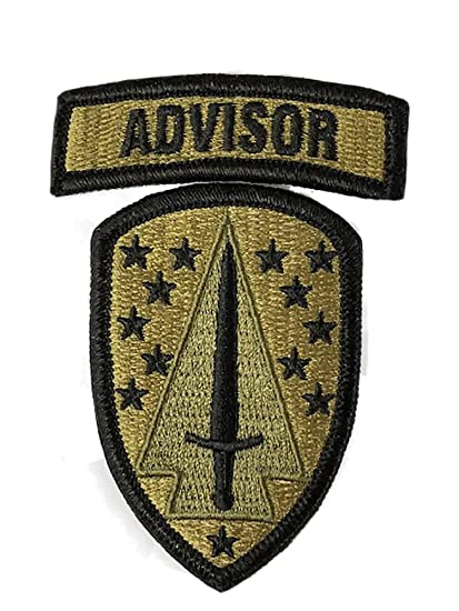 amazon com 1st security force assistance brigade ocp patch with