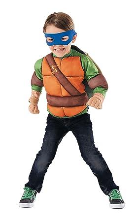 Amazon.com: Las Tortugas Ninja – Ninja Combat Dress Up Set ...