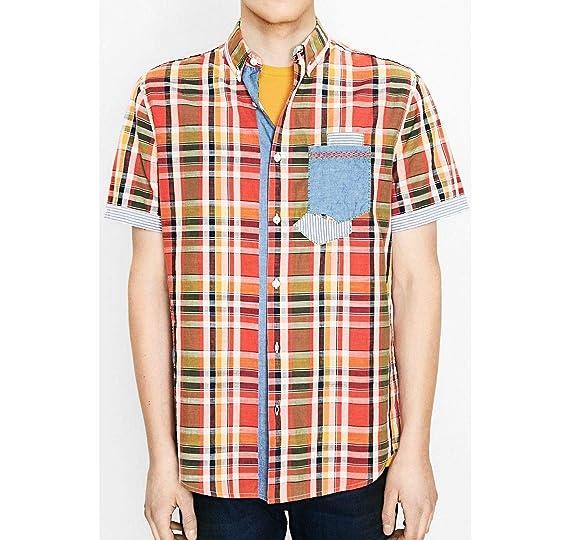Desigual - Camisa Casual - para Hombre 3127 XL: Amazon.es: Ropa y ...