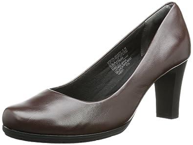 6be57a1c0cdfee Rockport TM75MMH PUMP Pumps Womens Brown Braun (COACH) Size  4 (37 ...