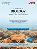 A Textbook of Biology Second Year Pre-University: Includes Latest Karnataka PU 2 Board Papers