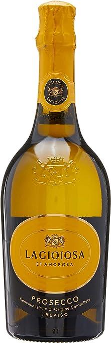 La Gioiosa Brut Prosecco Doc Treviso - 3 Paquetes de 750 ml ...