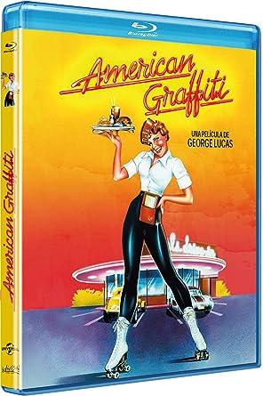 American Graffiti [Blu-ray]: Amazon.es: Richard Dreyfuss, Ron ...