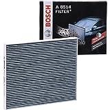 Bosch 1987432424 Activ Carb Pass Comp Filt