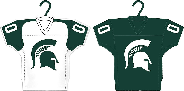 Boelter Brands NCAA Mens NCAA Home & Away Jersey Ornament, 2-Pack
