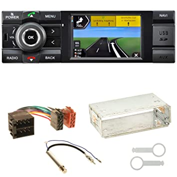 Kienzle MCR 1031 Nav - Radio Digital para Coche (Dab+, Bluetooth ...