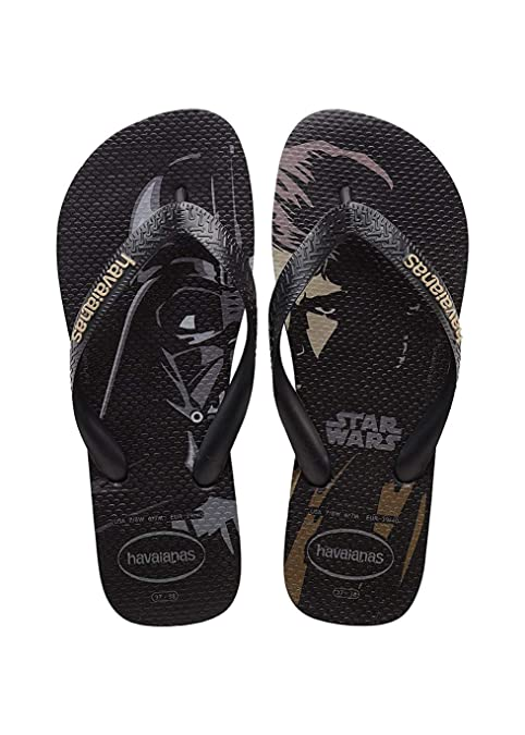 012fe71c5b603 Havaianas Men s Star Wars Flip Flop