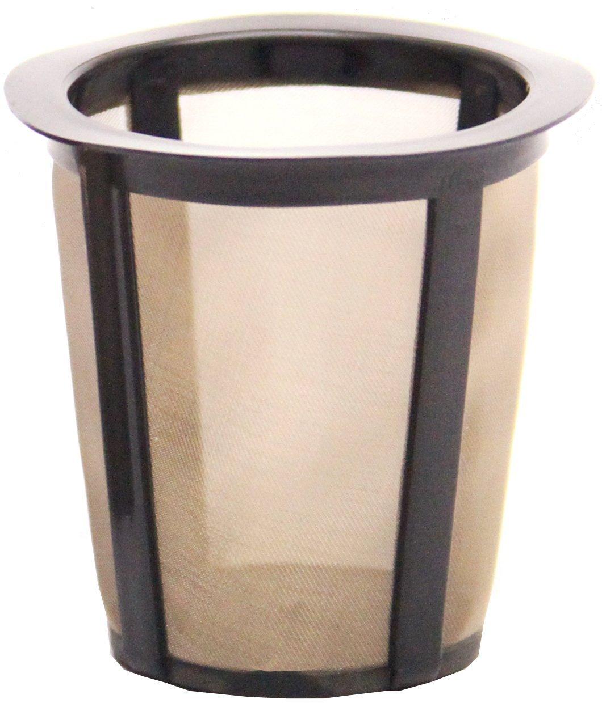 (訳ありセール 格安) THE -Holds ORIGINAL 33% GOLDTONE BRAND Single Cup Reusable Coffee filter THE for Keurig Style Brewer-LARGER filter -Holds 33% More Coffee B006K0OXWA, La foresta d'Italia:079f02ee --- mfphoto.ie