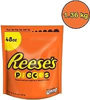 REESE Pieces Peanut Butter Bulk Candy, 1.36 Kilogram